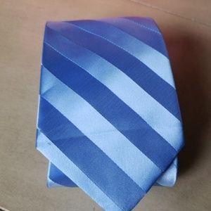 Stacy adams men light blue tie